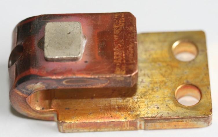 Soudage indirect - Contact électrique
