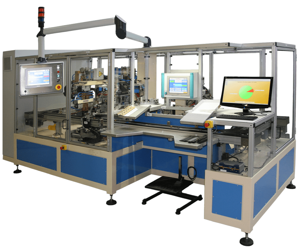 TECHNAX-Linear-transfer-semi-automatic-machine